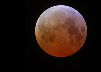Florida cop ran over two people lying on road to watch lunar eclipse