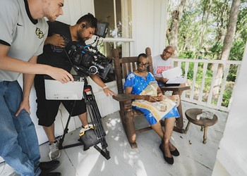 Orlando filmmaker creates TV dramedy based in Eatonville
