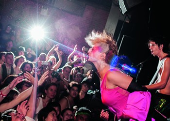 'What Else Is in the Teaches of Peaches' serves up slices of life from a transgressive master
