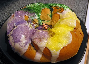 Two Orlando bakeries offering King Cake for Mardi Gras, plus Publix