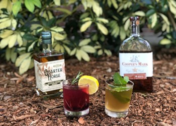 Whiskey Business: Bring on the whiskey (and other amazing drinks)