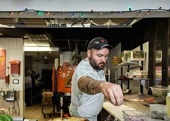 Downtown Pizza Bruno at Orange County Brewers closing April 30