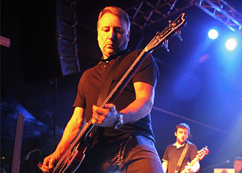 Peter Hook lays claim to his creative legacy with a live set of the best of Joy Division and New Order