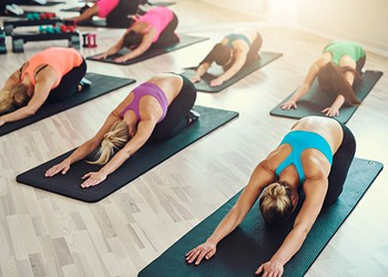New Year, New You: Spiritual Health and Power Yoga in the New Year