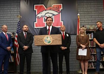Gov. Ron DeSantis announces increase in starting salary to $47,500 for Florida teachers