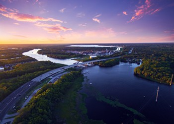 Get to know Sanford, located where the St. Johns River meets the southern shore of Lake Monroe