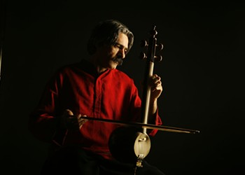 Orlando Philharmonic embraces Middle Eastern culture with Kayhan Kalhor's 'Silent City'