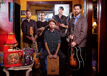 Orlando Americana act Beemo take over the Plaza Live's Front Porch Series on Thursday