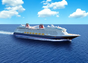 Disney Cruise Line is moving into a new Florida port