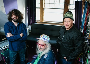 Dinosaur Jr. take to the Beacham to prove the haters wrong