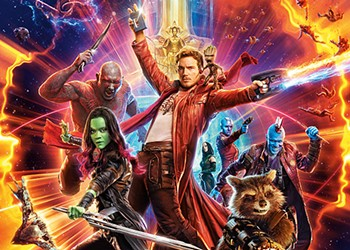 'Guardians of the Galaxy Vol. 2' isn't as edgy or funny as it thinks it is