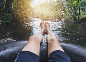 Ten perfect Florida places to float a tube down a river