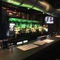 There's enough liquor at Shots in downtown Orlando to make you want to text your ex – all of them