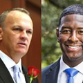 Corcoran, Gillum tangle over 'sanctuary cities' during immigration debate