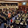 Florida Senate backs armed teachers, rejects assault weapons ban