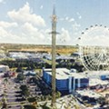 Starflyer, Orlando's newest thrill ride, will open this May