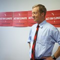 Progressive billionaire Tom Steyer is investing $3.5 million to get Florida's young voters to the polls