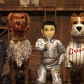 Wes Anderson fashions another odd animated allegory with 'Isle of Dogs'