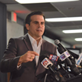 Puerto Rican governor announces launch of new political organization in Orlando