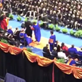 University of Florida apologizes for aggressively pulling black graduates off commencement stage