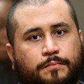 George Zimmerman was charged with misdemeanor stalking