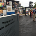Pulse's new temporary memorial opens to the public today