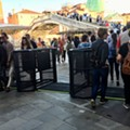 Venice tackles tourist busy season with turnstiles, 'FastPass' gates on city streets