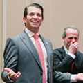 Donald Trump Jr. will campaign with Florida Reps. Gaetz and DeSantis