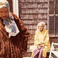 Orlando Vintage Clothing & Costume celebrates a year in business with a 'Grey Gardens'-themed party
