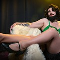 Bearded ladies, sword swallowers and more take over Maxine's on Shine for a vaudeville dinner show