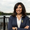 Florida House candidate Anna Eskamani featured in the 'The Atlantic' magazine