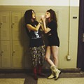 Deliberately trashy Nashville duo Birdcloud play up to stereotypes at Will's Pub