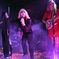 Glam-rock icon Scott Yoder dazzles and thrilling young Orlando band Spoon Dogs electrify