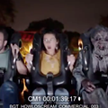 Actor barfs on himself while filming commercial for Busch Gardens' Howl-O-Scream