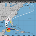 Tropical Storm Michael prompts state of emergency in Northwest Florida