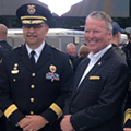 Mayor Buddy Dyer appoints Orlando Rolon to be city's new police chief