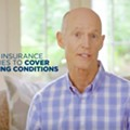 Rick Scott is all about protecting those sweet sweet pre-existing conditions, baby
