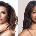 Eva Longoria, Zoe Saldaña and other Latina actresses join R. Jai Gillum for Kissimmee rally Sunday