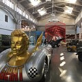 New auto museum at Artegon Marketplace is illegal, draws city fines