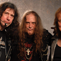 Metal lords Raven come to Will's Pub to obliterate your hearing