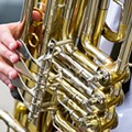 Winter Park's Central Park gets brassy for a Merry Tuba Christmas