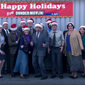 The Nook channels Dunder Mifflin for an 'Office' Classy Christmas party