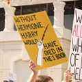Everyone we saw at the 2019 Orlando Women's March