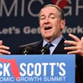 Mike Huckabee is worried New Yorkers are ruining Florida
