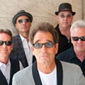 Get stuck with Huey Lewis & the News at Universal Studios