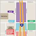 I4 Ultimate Project update: starting July 7, some downtown Orlando parking lots out of commission