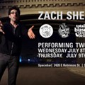 Zach Sherwin of Epic Rap Battles of History drops in to Spacebar for two special engagements this week