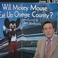 Watch this amazing <i>60 Minutes</i> clip from 1972 about life in Orange County before Disney World