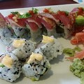 Fingers crossed: Oudom's Thai & Sushi takes on the notorious South Eola jinx spot