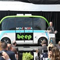 Self-driving buses roll into Orlando's Lake Nona, a growing testbed for 'smart city' technology